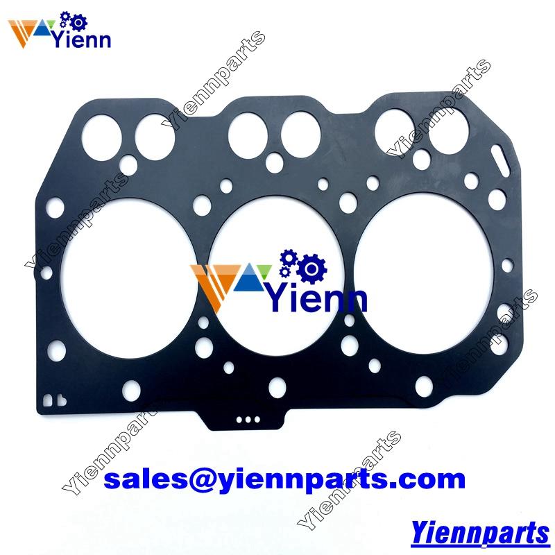 Yanmar 3TNE74 3TNE74-UK2 Cylinder head gasket 119623-01340 for KE